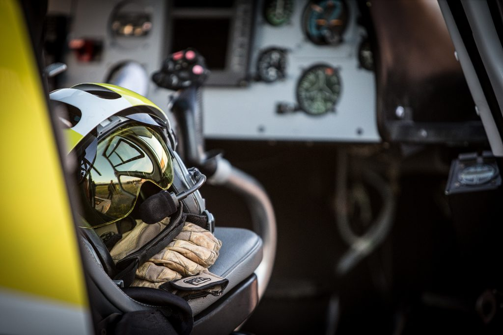 Flying school - Professional pilot training (CPL-H) - Mont Blanc Hélicoptères Arcachon