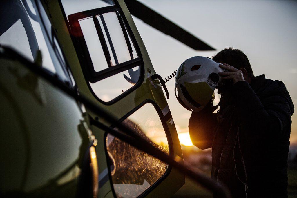 Flying school - Private pilot training (PPL-H) - Mont Blanc Hélicoptères Arcachon