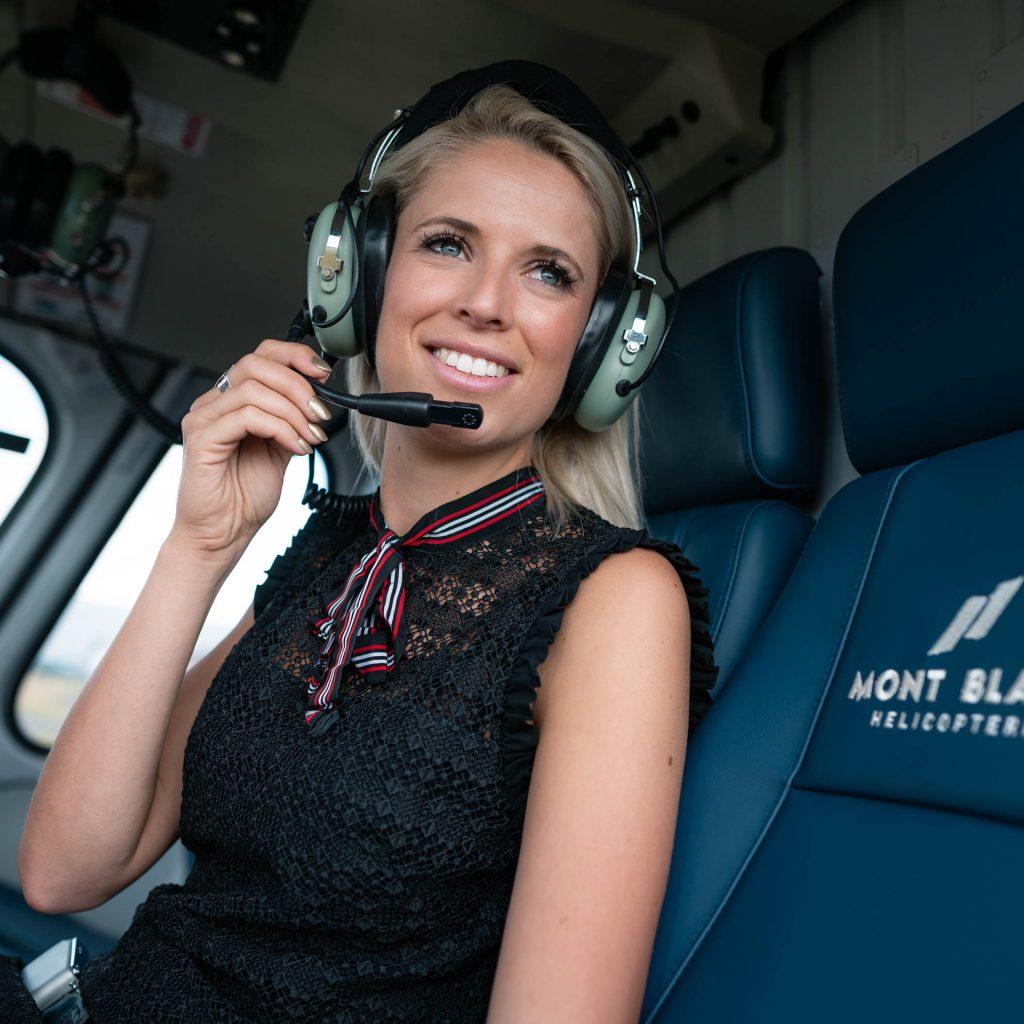 Transfer – Flight Taxi - Transfer - Flight Taxi - Mont Blanc Hélicoptères Arcachon